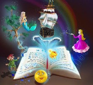 волшебная страница